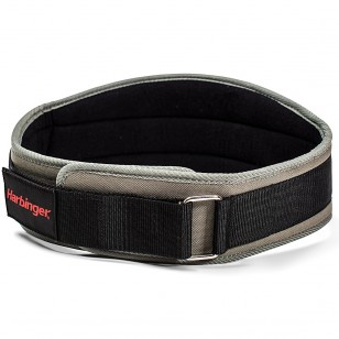 Harbinger Men's Flexfit Contour Weightlifting Belt