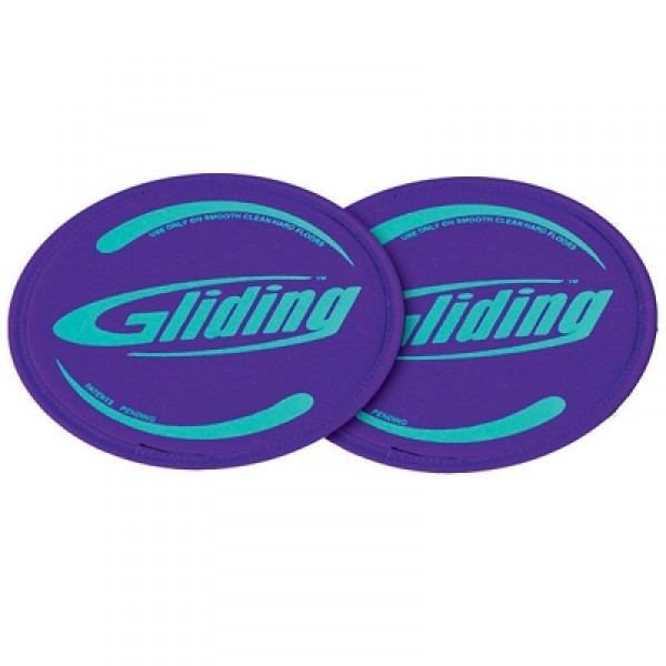 Gliding Discs - Hardwood Floors