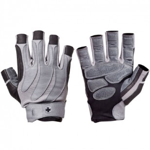 Harbinger Men's BioForm Glove - Gray