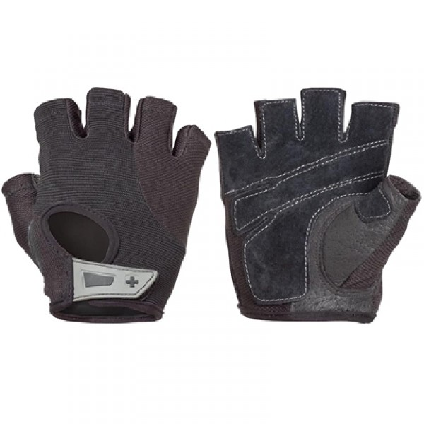 Harbinger Women's Power StretchBack Gloves - Black