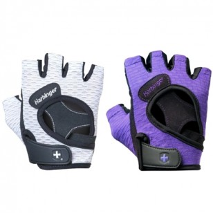 Harbinger Women's Flex Fit Weight Lifting Gloves