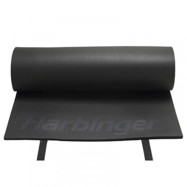 Harbinger 3/8″ Antimicrobial Treated Durafoam Mat - Black