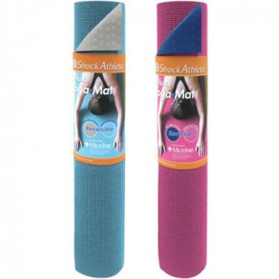 Venture 6mm Reversible Two-Textured Yoga/Pilates Mat
