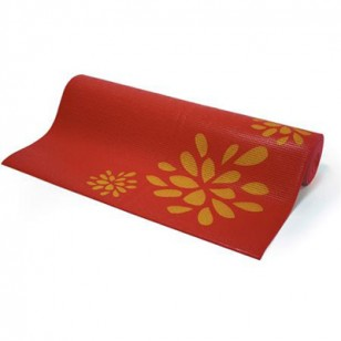 Venture Products 6mm Silk-Screened Yoga Mat