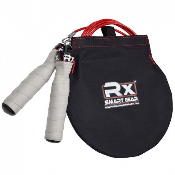 RX Jump Rope Bag - Black