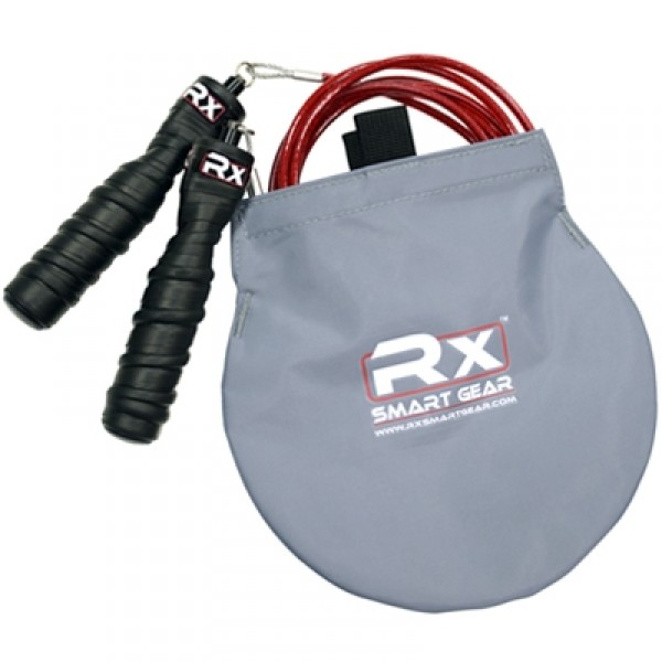 RX Jump Rope Bag - Gray