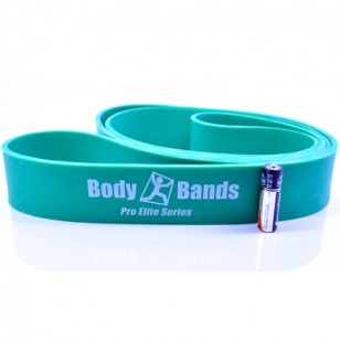 "Pro Elite 1 3/4"" Wide Loop Resistance Band - Green"