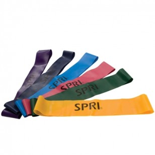 SPRI Mini Resistance Bands